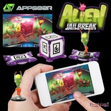 Appgear Alien débridage Allegheny Break Augmented Reality Game for iPhone and Android