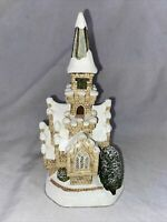 1995 David Winter Cottage Winterville Collection St. Stephen's Church Limited Ed