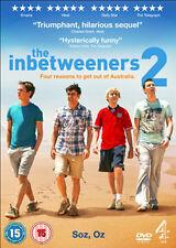 THE INBETWEENERS 2 - DVD - REGION 2 UK