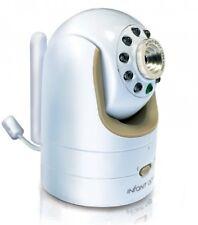 Infant Optics DXR-8 Video Baby Monitor Add Camera Tilt Zoom Interchangeable Lens