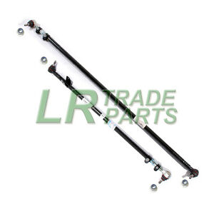 LAND ROVER DISCOVERY 2 TD5 & V8 NEW STEERING TRACK ROD & DRAG LINK BARS & NUTS