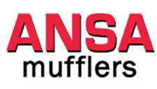 Exhaust Muffler Ansa Sport BW4827