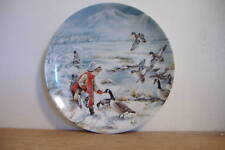 ~Sharing~Nature'S Child~Mimi Jobe Collectible Plate~