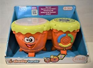 KD BOBBY BOP THE ELECTRONIC TOY BONGO DRUMS WITH LIGHTS & SOUNDS