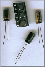 "VU+ DUO, VU Plus Duo ""Rote LED""-Reparatursatz, Redlight Repairkit, Markenware !!"