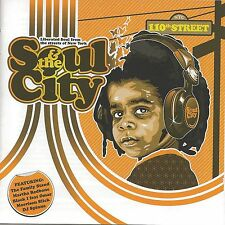 V/a - Soul & The City    New cd  Family Stand,Russell Taylor,Peter Hadar
