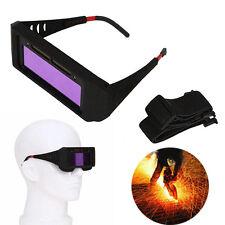 Solar Auto Darkening Welding Mask Helmet Eyes Goggle Welder Glasses Eyes Shield