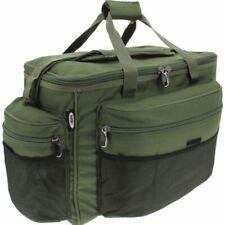 NGT Fishing Carryall Large Tackle Bag Holdall Carp Mesh Pockets