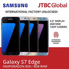 New Samsung Galaxy S7 Edge SM-G935F 4G 5.5 inch 12MP 32GB Factory Unlocked Phone