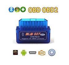 OBD2 ELM 327 DIAGNOSI AUTO INTERFACCIA OBDII BLUETOOTH V2.1 ANDROID CANBUS SC0