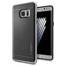 Spigen Galaxy Note FE Case Neo Hybrid Satin Silver