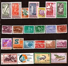 INDONESIA figures various ,stamps new 52m 278T3
