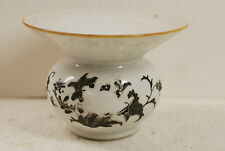 Small spittoon, Nanking cargo, Christies tag  lot #4753, 18th century