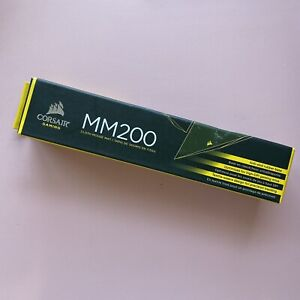 Brand New Sealed Corsair MM200 Gaming Mouse Mat – Black l Small Edition