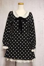 Tralala Knit Dress Japanese Style Fashion Hime Gyaru Lolita Kawaii Cute 9
