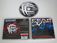 FEAR FACTORY/FEAR EST EST THE MINDKILLER(RR 9082-2) CD ALBUM