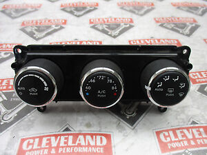 2011-2014 Dodge Challenger SRT8 OEM US Heater Heat AC Climate Control Panel