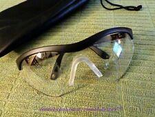 Ektelon VENDETTA Lightweight Performance Shield Racquetball Glasses EYEWEAR Case
