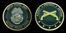 US ARMY MILITARY POLICE MP CHALLENGE COIN MILITARY COINS NEW