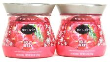 2ct Renuzit 9oz Pearl Scents Limited Edition Holly Berry Long Last Air Freshener