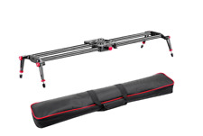 "Neewer 39""/1m 100cm Carbon Fibre DSLR Camera Rail Slider Dolly 8kg Ld Video Film"