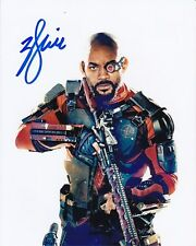 Will Smith Signed Autographed 8x10 Suicide Squad Deadshot Photograph