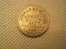 Thomas Gualtieri, Subway Grill, 235 Hasbrouck Ave., Kingston, NY., GF 10 Cents i