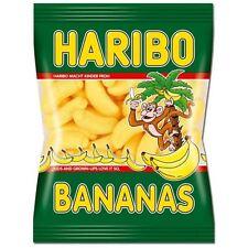 French Haribo Bams Banan's from France 300g = 10.6oz Sweet Candy Bonbon BANANA