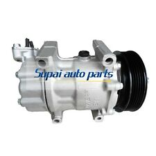 New A/C Compressor 9639078180 For Peugeot 206 307