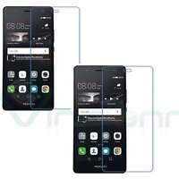 2x Pellicola protettiva trasparente display per Huawei P9 Lite protezione graffi