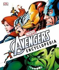 Marvel's The Avengers Encyclopedia (2015, Hardcover)     BRAND NEW FREE SHIPPING