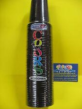 Bicchieri 200 cc. Nero conf. pz 50 party feste compleanni eventi