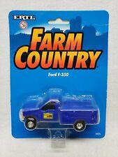 1/64 ERTL FARM COUNTRY FORD F-350 DAN'S MOBILE REPAIR SERVICE TRUCK