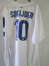 Inter Milan 2010-2011 Sneijder 10 Away Football Shirt Size XL BNWT  /34742