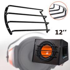"Metal 12"" Subwoofer Grille Cover Car Audio Speaker Protector Decorative Durable"