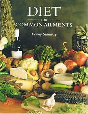 DIET FOR COMMON AILMENTS by Dr Penny Stanway FREE POST