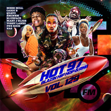 Hot 97 vol. 129 Blazin Hip Hop & RNB Official CD