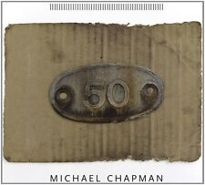 MICHAEL CHAPMAN - 50   CD NEU