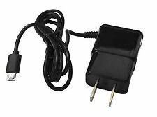 2 AMP Micro USB Wall Home AC Travel Charger for Alcatel One Touch Pop Mega A995L