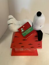 Peanuts® Snoopy on Doghouse Christmas Countdown Calendar
