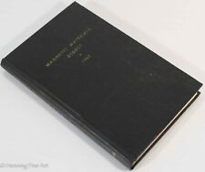 Magnetic Materials Digest The literature of 1962 M.H. Francombe 1963 M.W. Lads