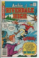Archie Comics Riverdale High #53 May 1978 FN