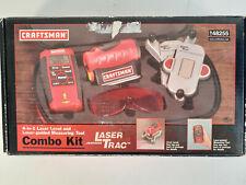 Sears Craftsman Laser Combo Kit, LaserTrac