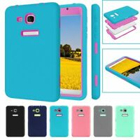 For Samsung Galaxy Tab A/E & S2/S3 Case Hybrid Shockproof Hard Tablet Back Cover