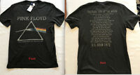 Licensed & AUTHENTIC H&M Double-Sided PINK FLOYD T-Shirts NEW Sizes S, M, L, XL