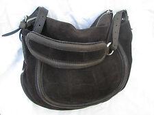 AUTHENTIQUE sac à main  SEQUOIA  cuir TBEG  bag vintage