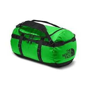 THE NORTH FACE BASE CAMP DUFFEL BAG SIZE M Classic Green/TNF BLACK