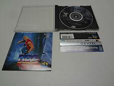 Real Bout Garou Densetsu 2 w/spine SNK Neo-Geo CD Japan