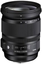 Sigma 24-105mm 1:4 DG OS HSM tipo serie para Sony