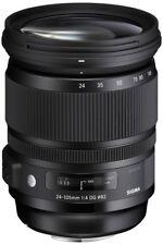 Sigma 24-105mm 1:4 DG OS HSM Art SERIE per Sony A-Mount